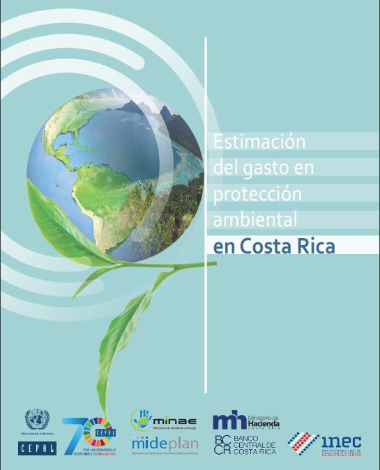 Estimación del gasto en protección ambiental en Costa Rica