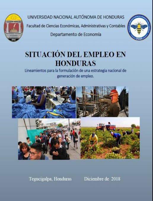 Situación del Empleo en Honduras