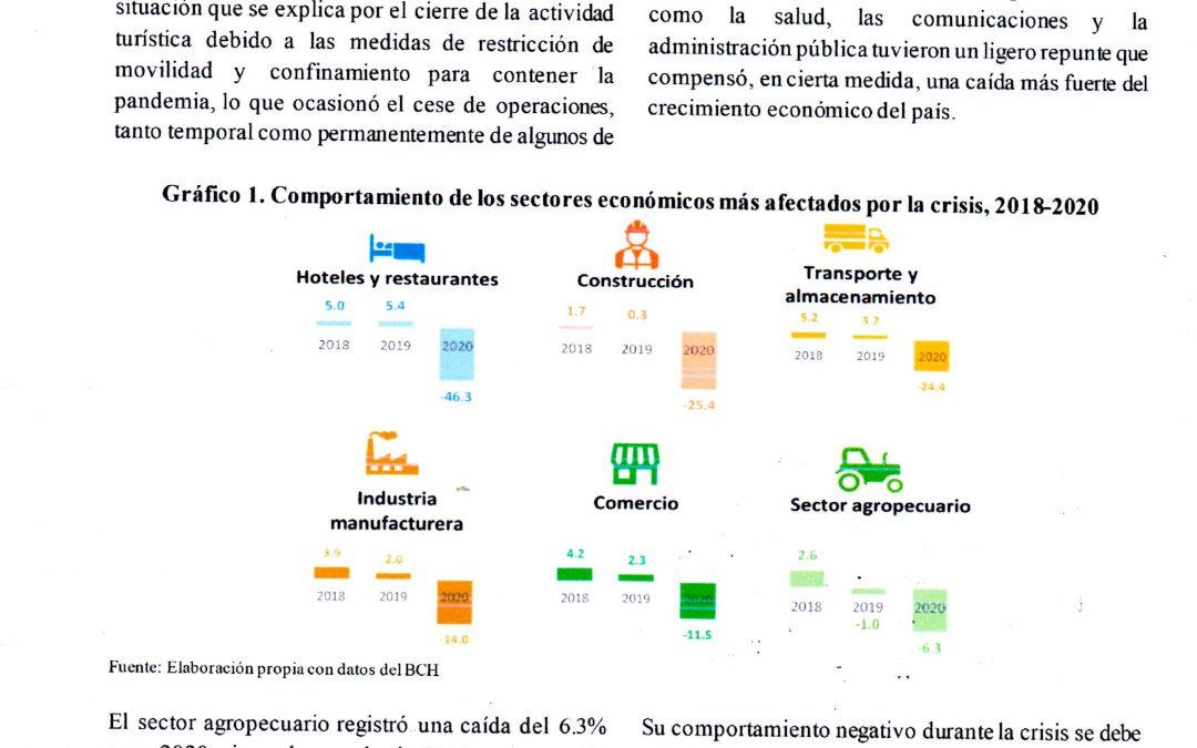 Boletín Oficial de la Universidad Nacional Autónoma de Honduras Número 016 Mayo 2021